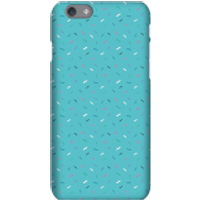 Blue Sprinkle Pattern Phone Case for iPhone and Android - Samsung S7 Edge - Snap Case - Matte