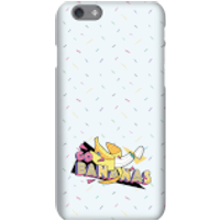 Go Bananas Phone Case for iPhone and Android - iPhone 6S - Tough Case - Gloss