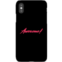 Awesome! Phone Case for iPhone and Android - iPhone 8 - Snap Case - Matte