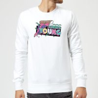 Always Young Sweatshirt - White - XL - White