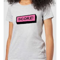 Score Women's T-Shirt - Grey - L - Grey
