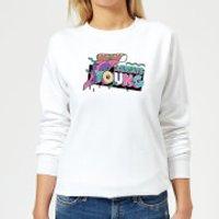 Always Young Women's Sweatshirt - White - M - White