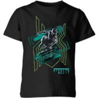 Spider-Man Far From Home Stealth Suit Kids T-Shirt - Black - 5-6 Years - Black