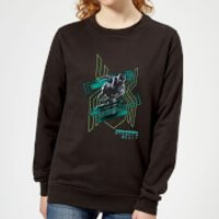 Spider-Man Far From Home Stealth Suit Womens Sweatshirt - Black - 5XL - Black