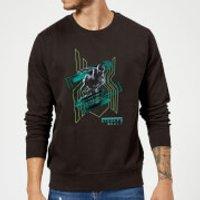 Spider-Man Far From Home Stealth Suit Sweatshirt - Black - 5XL - Black