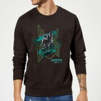 Spider-Man Far From Home Stealth Suit Sweatshirt - Black - XL - Black