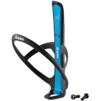 Guee Qing+ Bottle Cage/Tyre Lever Set - Black/Blue