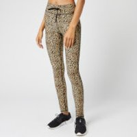 The Upside Women's Leo Yoga Pants - Leopard - XS