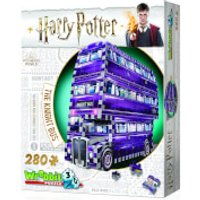 Harry Potter Knight Bus 3D Puzzle (280 Pieces) - Harry Potter Gifts