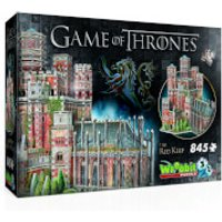 Game of Thrones: Red Keep 3D Puzzle (845 Pieces) - Game Gifts