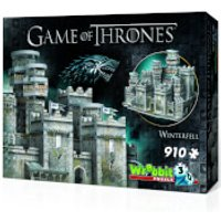 Game of Thrones: Winterfell 3D Puzzle (910 Pieces) - Game Gifts