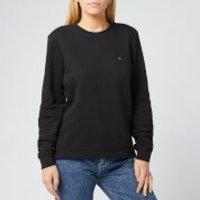 Tommy Hilfiger Women's Heritage Crew Neck Sweatshirt - Masters Black - XS