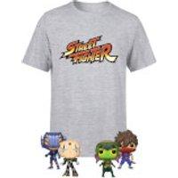 Marvel Vs Capcom Bundle - Team Capcom - Kids' - 3-4 Years - Grey