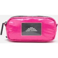Marc Jacobs Women's Double Zip Pouch - Bright Pink