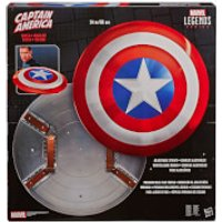 Hasbro Marvel Legends 80th Anniversary Captain America Classic Shield 1:1 Prop Replica