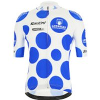 Image of Santini La Vuelta 19 Kind Of The Mountains Jersey - XS