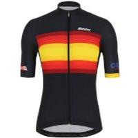 Santini La Vuelta 19 Kilometro Cero Jersey - L