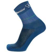 Santini La Vuelta 19 Los Machucos Socks - XS