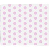 Pink Spots Fleece Blanket - Blanket Gifts