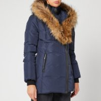 Mackage Women's Adali Classic Down Coat - Navy - L