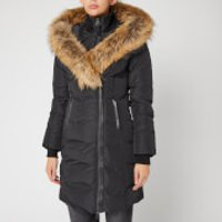 Mackage Women's Kay Long Classic Down Coat - Black - L