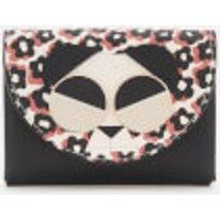 Kate Spade New York Women's Spademals Gentle Panda Medium Bifold Wallet - Multi