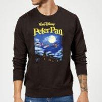 Disney Peter Pan Cover Sweatshirt - Black - S - Black
