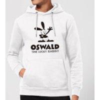 Disney Oswald The Lucky Rabbit Hoodie - White - XL - White