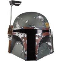 Hasbro Star Wars The Black Series Boba Fett Premium Electronic Helmet - Electronic Gifts