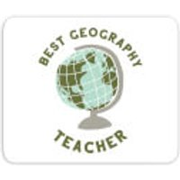 Best Geography Teacher Mouse Mat - Geography Gifts