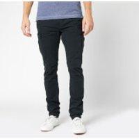 Superdry Men's Surplus Cargo Pants - Washed Black - W30