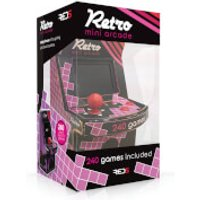 Retro Mini Arcade Machine - Arcade Machine Gifts