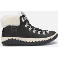 Sorel Sorel Women's Out 'N About Plus Conquest Waterproof Suede Boots - Black - UK 3