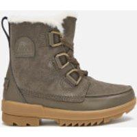 Sorel Women's Torino Waterproof Suede Hiking Style Boots - Major - UK 7