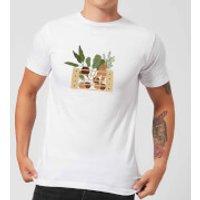 Vegetable Box Men's T-Shirt - White - M - White