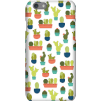 Cacti Pattern Phone Case for iPhone and Android - iPhone X - Tough Case - Matte