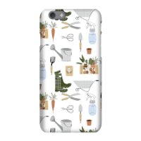 Garden Items Phone Case for iPhone and Android - iPhone 6S - Tough Case - Matte