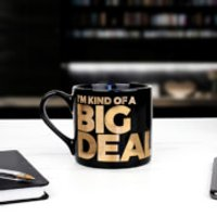 I'm Kind of a Big Deal Oversized Mug