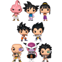 LTF Dragon Ball Z Pop! Collection