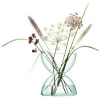 LSA Canopy Clear Vase - 24cm