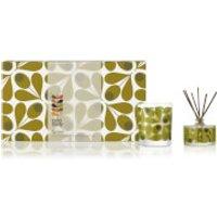 Orla Kiely Fig Tree Mini Home Fragrance Kit - Fragrance Gifts