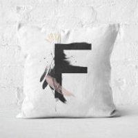 Wabisabi F Square Cushion - 60x60cm - Soft Touch