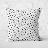 Small Spots Square Cushion - 60x60cm - Soft Touch