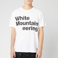 White Mountaineering Men's Printed T-Shirt White Mountaineering C - White - M