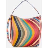 Paul Smith Women's Swirl Mini Hobo Bag - Multi