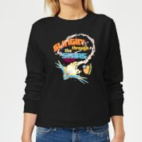 Marvel Guardians Of The Galaxy Milano Stars Women's Sweatshirt - Black - 5XL - Black - Guardians Of The Galaxy Gifts