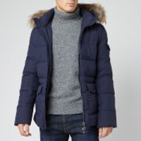 Pyrenex Men's Authentic Matte Fur Jacket - Amiral - L