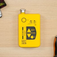 Scott and Lawson Cassette Player Hip Flask