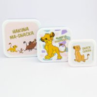 Lion King Snack Boxes - Lion King Gifts