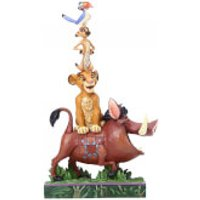 Disney Traditions - Balance of Nature (The Lion King Stacking Figurine) - Lion King Gifts